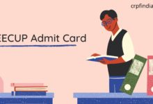 Photo of JEECUP Admit Card 2020 New Exam Date UP Polytechnic Hall Ticket