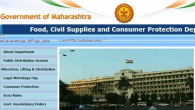 Photo of Maharashtra Ration Card List 2020 Apply Online Status AePDS Registration