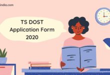 Photo of TS DOST Application Form 2020 Date Telangana DOST Registration Eligibility