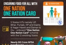 Photo of One Nation One ration card: What is 'One Nation one Ration card'?