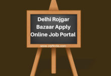 Photo of Delhi Rojgar Bazaar Apply Online Job Portal Delhi Govt. Registration at jobs.delhi.gov.in Process, Benefits