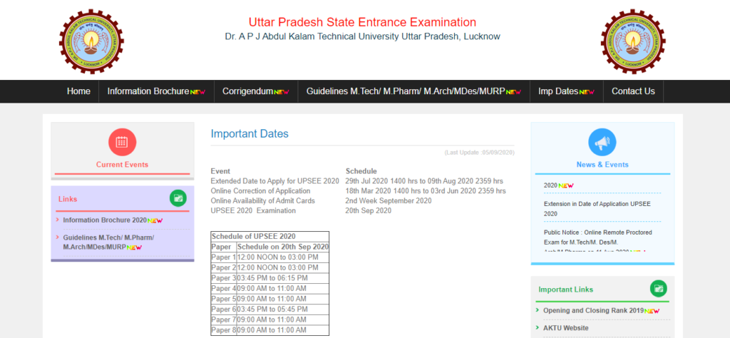 UPSEE-Counselling-Registration-2020